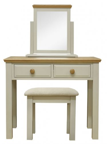 Avon Dressing Table, Stool and Mirror